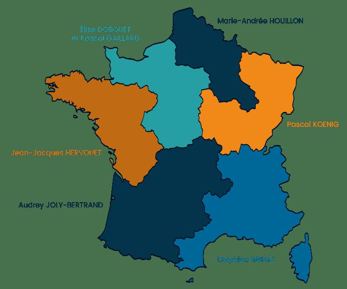 carte Avenio comité 2019